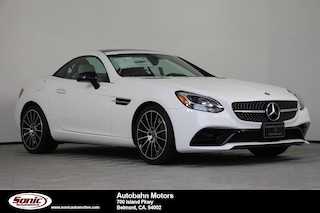 New 2019 Mercedes-Benz SLC 300 Roadster for sale in Belmont, CA