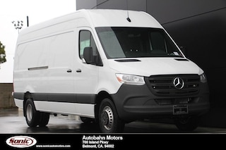 New 2019 Mercedes-Benz Sprinter 3500XD High Roof V6 Van Cargo Van for sale in Belmont, CA