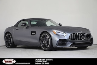 New 2018 Mercedes-Benz AMG GT Roadster for sale in Belmont, CA