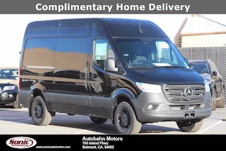 New 2021 Mercedes-Benz Sprinter 1500 Standard Roof I4 Van Cargo Van for sale in Belmont, CA