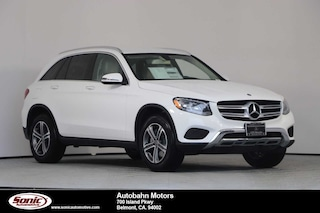 New 2019 Mercedes-Benz GLC 300 4MATIC Coupe for sale in Belmont, CA