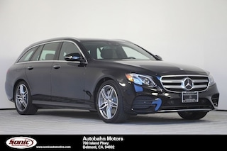 New 2019 Mercedes-Benz E-Class E 450 4MATIC Wagon for sale in Belmont, CA