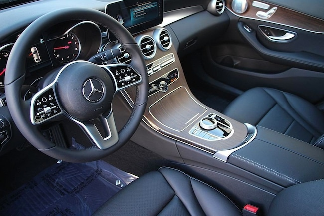 New 2019 Mercedes-Benz C-Class C 300 For Sale in Colma CA   Stock: KR458598