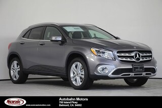 New 2019 Mercedes-Benz GLA 250 SUV for sale in Belmont, CA