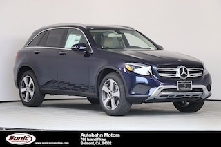 New 2019 Mercedes-Benz GLC 300 GLC 300 SUV for sale in Belmont, CA
