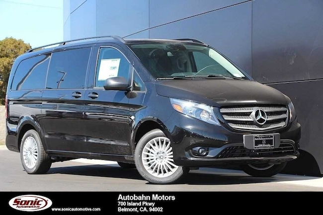 New 2018 Mercedes-Benz Metris Van in Belmont