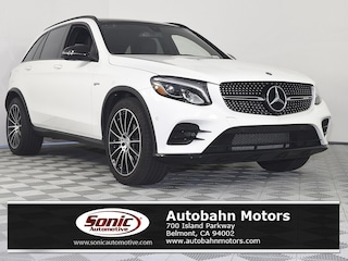 Used 2018 Mercedes-Benz AMG GLC 43 4MATIC SUV in Belmont