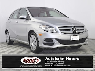 Used 2016 Mercedes-Benz B-Class B 250e Hatchback for sale in Belmont, CA