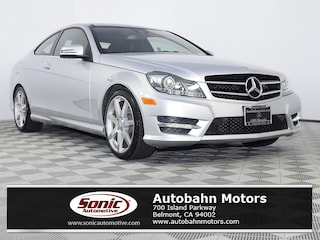 Used 2015 Mercedes-Benz C-Class C 250 Coupe for sale in Belmont, CA