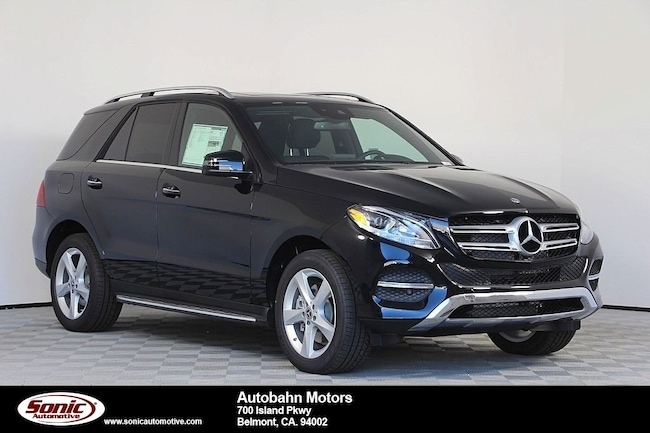 New 2019 Mercedes-Benz GLE 400 4MATIC SUV in Belmont