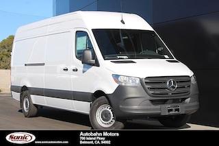 New 2019 Mercedes-Benz Sprinter 2500 High Roof V6 Van Cargo Van for sale in Belmont, CA