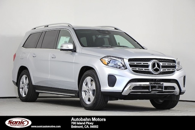 New 2019 Mercedes-Benz GLS 450 4MATIC SUV in Belmont