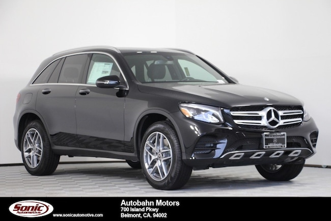 New 2019 Mercedes-Benz GLC 300 GLC 300 SUV in Belmont