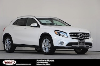 New 2019 Mercedes-Benz GLA 250 4MATIC SUV for sale in Belmont, CA