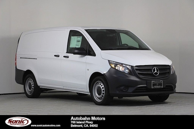 New 2019 Mercedes-Benz Metris Van Cargo Van in Belmont