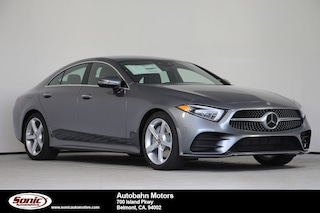 New 2019 Mercedes-Benz CLS 450 Coupe for sale in Belmont, CA