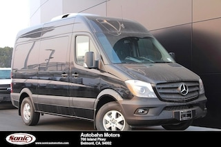 New 2018 Mercedes-Benz Sprinter 2500 Standard Roof V6 Van for sale in Belmont, CA