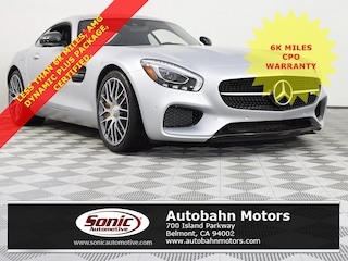 Used 2016 Mercedes-Benz AMG GT S Coupe for sale in Belmont, CA