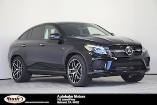 New 2019 Mercedes-Benz AMG GLE 43 4MATIC Coupe for sale in Belmont, CA