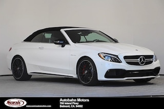 2018 Mercedes-Benz AMG C 63 S Convertible