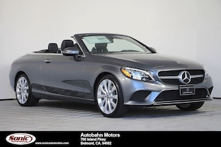 New 2019 Mercedes-Benz C-Class C 300 Cabriolet for sale in Belmont, CA