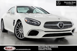New 2019 Mercedes-Benz SL 550 Roadster for sale in Belmont, CA