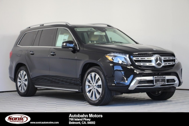 New 2019 Mercedes-Benz GLS 450 4MATIC SUV in Belmont