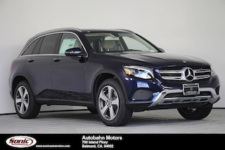New 2019 Mercedes-Benz GLC 300 4MATIC SUV for sale in Belmont, CA