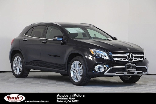 New 2019 Mercedes-Benz GLA 250 SUV in Belmont