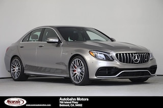 New 2019 Mercedes-Benz AMG C 63 S Sedan for sale in Belmont, CA