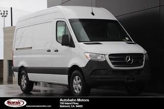 New 2019 Mercedes-Benz Sprinter 2500 High Roof V6 Van Crew Van for sale in Belmont, CA