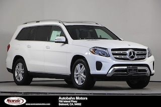 New 2019 Mercedes-Benz GLS 450 4MATIC SUV for sale in Belmont, CA