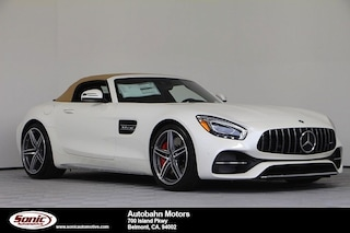 New 2018 Mercedes-Benz AMG GT C Roadster for sale in Belmont, CA