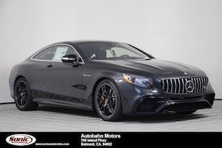 2019 Mercedes-Benz AMG S 65 Coupe