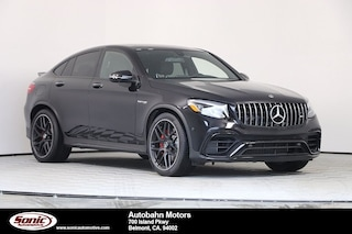 New 2019 Mercedes-Benz AMG GLC 63 S 4MATIC SUV for sale in Belmont, CA