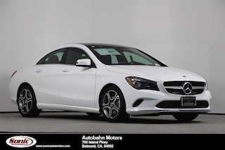 New 2019 Mercedes-Benz CLA 250 4MATIC Coupe for sale in Belmont, CA