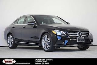 New 2019 Mercedes-Benz C-Class C 300 Sedan for sale in Belmont, CA