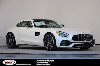 New 2018 Mercedes-Benz AMG GT C Coupe for sale in Belmont, CA