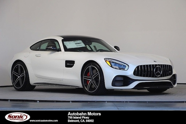 New 2018 Mercedes-Benz AMG GT C Coupe in Belmont