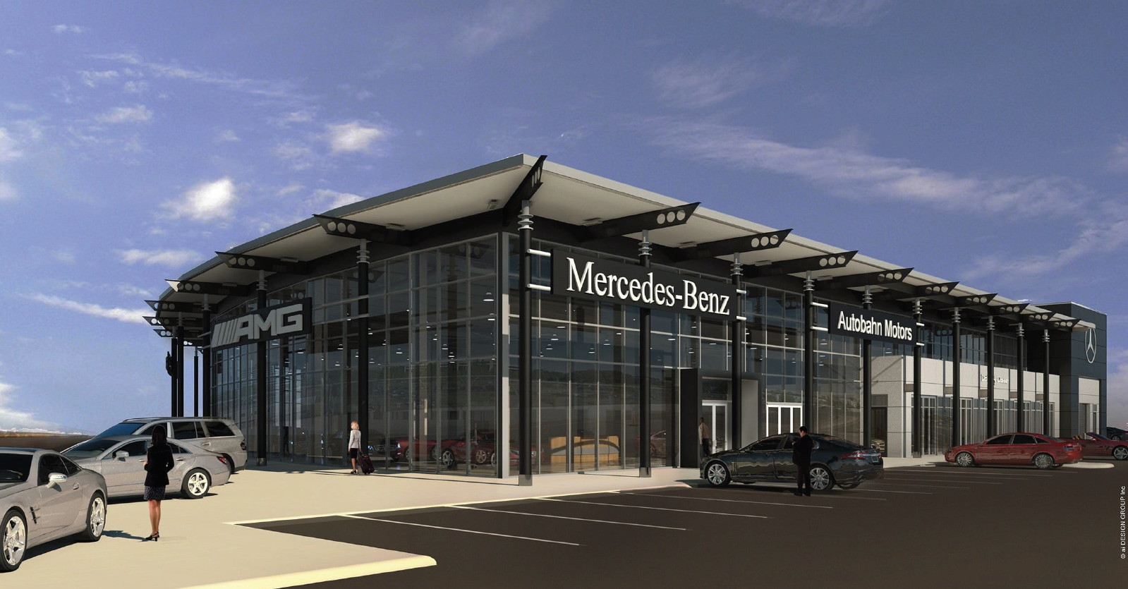 Autobahn motors new mercedes benz dealership in belmont for Mercedes benz dealership belmont