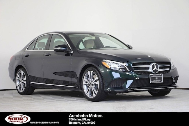 870e4c101c New 2019 Mercedes-Benz C-Class For Sale in Belmont CA