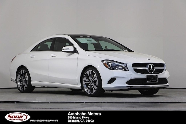New 2019 Mercedes-Benz CLA 250 CLA 250 Coupe in Belmont