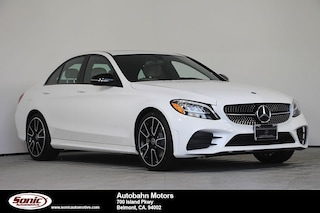 New 2019 Mercedes-Benz C-Class C 300 Sedan for sale in Belmont, CA