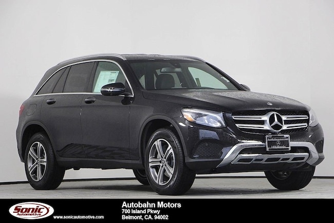 New 2019 Mercedes-Benz GLC 300 SUV in Belmont