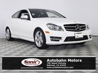 Used 2015 Mercedes-Benz C-Class C 250 Coupe in Belmont