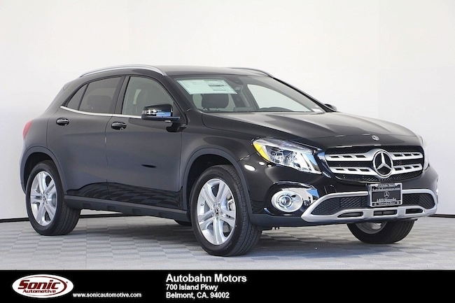 New 2019 Mercedes-Benz GLA 250 GLA 250 SUV in Belmont