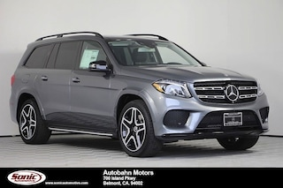 New 2019 Mercedes-Benz GLS 550 4MATIC SUV for sale in Belmont, CA