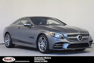 New 2018 Mercedes-Benz S-Class Coupe for sale in Belmont, CA