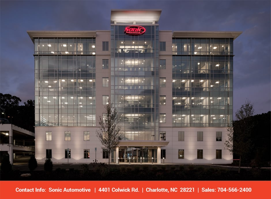 Ford Dealership Charlotte >> About Sonic Automotive | Taking The High Road