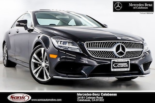 Used 2016 Mercedes-Benz CLS 400 Coupe for sale in Calabasas, near Los Angeles